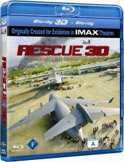rescue - 3d imax - Blu-Ray