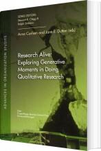 research alive - bog