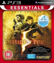 resident evil 5: gold edition (essentials) - PS3