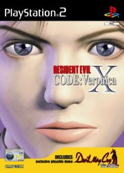 resident evil: code veronica x - PS2