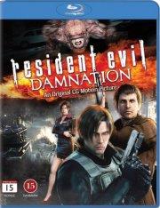 resident evil: damnation - Blu-Ray