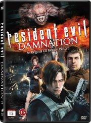 resident evil: damnation - DVD
