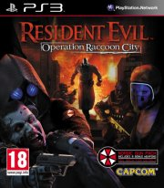 resident evil: operation raccoon city (nordic edition) - PS3