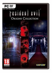 resident evil - origins collection - PC