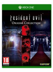 resident evil - origins collection - xbox one