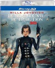 resident evil - retribution 3d - Blu-Ray