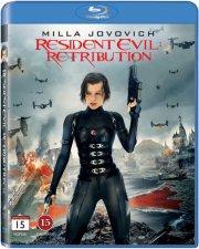 resident evil - retribution - Blu-Ray