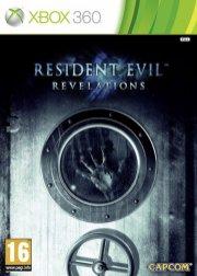 resident evil: revelations - dk - xbox 360