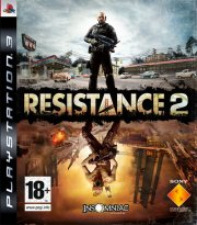 resistance 2 (nordic) - PS3