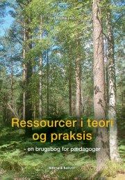 ressourcer i teori og praksis - bog