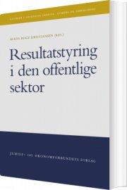 resultatstyring i den offentlige sektor - bog