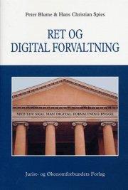 ret og digital forvaltning - bog