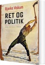 ret og politik - bog