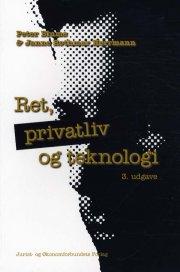 ret, privatliv og teknologi - bog