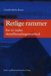 retlige rammer for et indre detailbetalingsmarked - bog
