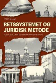 retssystemet og juridsk metode - bog
