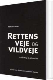 rettens veje og vildveje - bog