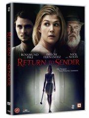 return to sender - DVD