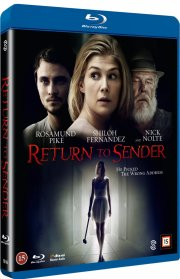 return to sender - Blu-Ray