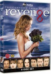 revenge - sæson 3 - DVD