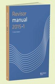 revisormanual 2015/1 - bog
