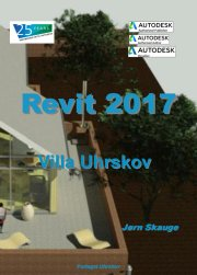 revit architecture 2017 - villa uhrskov - bog