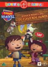 ridder mikkel og de flyvende hunde - DVD