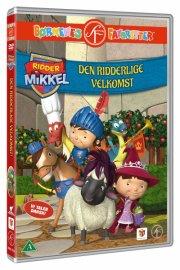 ridder mikkel - den ridderlige velkomst  - DVD