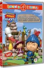 ridder mikkel og det nye slot - DVD