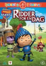ridder mikkel: ridder for en dag - DVD