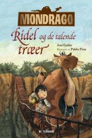 ridel og de talende træer - bog