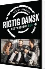 rigtig dansk - bog