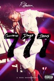 rihanna 777 tour - DVD