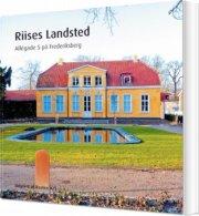 riises landsted - bog