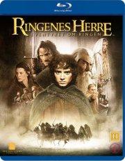 ringenes herre 1 - eventyret om ringen  - BLU-RAY + DVD