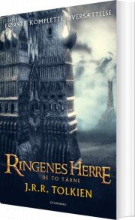 ringenes herre 2 - bog
