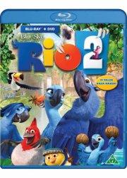 rio 2 - Blu-Ray