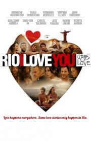 rio, i love you - DVD