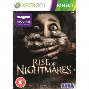 rise of nightmares (kinect) - xbox 360