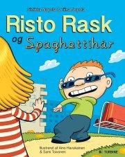 risto rask og spaghettihår - bog