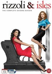 rizzoli and isles - sæson 2 - DVD