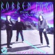 robben ford - mystic mile - cd