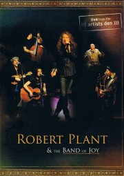 robert plant and the band of joy - live from the artists den - DVD