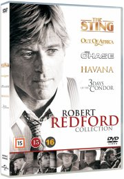 robert redford collection - DVD