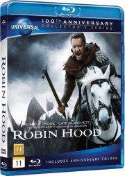 robin hood - 100th anniversary edition - Blu-Ray