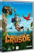 robinson crusoe - DVD