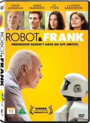 robot and frank - DVD