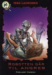 robotten går til angreb - bog