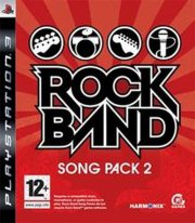 rock band song pack 2 - PS3