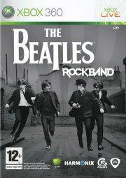 rock band: the beatles (solus) - xbox 360